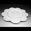 PLATES Curvy Dinner Plate/6 SPO