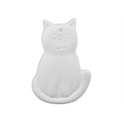 SEASONAL Sassy Cat Ornament/12 SPO