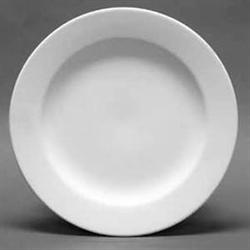 PLATES RIMMED SALAD PLATE/12 SPO