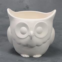 Owl Planter (Casting Mold) SPO