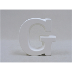 """TILES & PLAQUES ALPHABET """"G""""/1 SPO"""