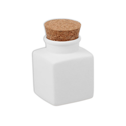 KITCHEN Cork Top Canister/6 SPO
