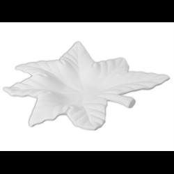 PLATES Lovely Leaf Dish/6 SPO