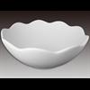 BOWLS Curvy Rim Bowl/4 SPO