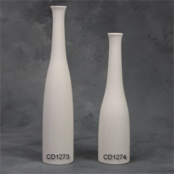 "12"" Bottle Vase (Casting Mold) SPO"