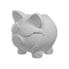 BANKS Luau Pig Bank/4 SPO
