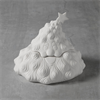 SEASONAL Christmas Tree Candy Jar/6 SPO