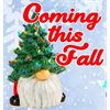 SEASONAL Christmas Tree Gnome Light-Up COMING SOON/1 SPO