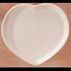 PLATES HEART PLATE/6 SPO