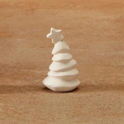 KITCHEN CHRISTMAS TREE TINY TOPPER/12 SPO