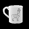 MUGS Lax the Llama Mug/12 SPO