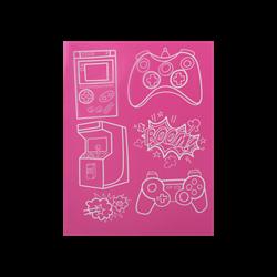 Gaming Silkscreen/1 SPO