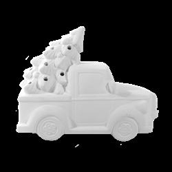 SEASONAL Lighted Christmas Tree Truck/1 SPO