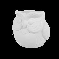 HOME Owl Planter/12 SPO