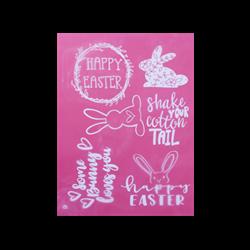 Easter Silkscreen/1 SPO