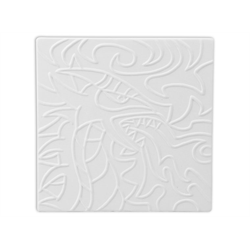 TILES & PLAQUES Dragon Tile/12 SPO