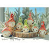 """Four Pack Gnome Orn. 4""""T x 3""""W"""