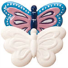 TILES, ETC. BUTTERFLY PLAQUE /12  SPO