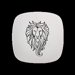 PLATES Lance the Lion Plate/6 SPO