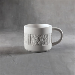 MUGS Cozy Sweater 20oz Mug/6 SPO