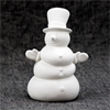 SEASONAL SNOWMAN/6 SPO
