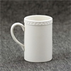 MUGS BEADED RIM MUG/6 SPO