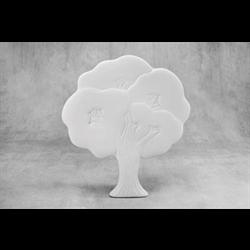 TILES, ETC. Tree Plaque/6 SPO