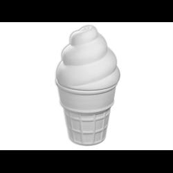 BOXES Ice Cream Cone Box/6 SPO