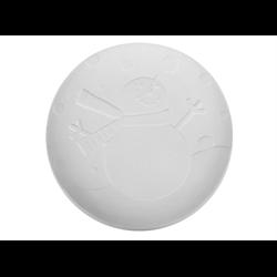 PLATES Snowman Plate/6 SPO