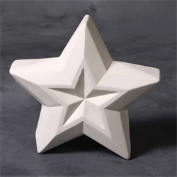 SEASONAL Faceted Star/6 SPO