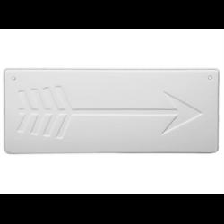 TILES, ETC. Arrow Plaque/8 SPO
