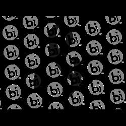 Ampersand Sticker Stencil/20 SPO