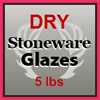 Stoneware Dry 5 lbs