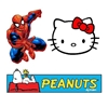 In Stock Licensed Characters